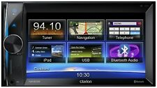 Clarion nx302e NUOVO 2din navigazione multimediale 6,2 pollici Touch Screen Bluetooth EQ
