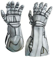 Robot Cyborg Android Robotic Arms Hands Adult Halloween Costume Gloves L 17""