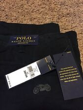 Rare NWT $125 Polo Ralph Lauren Print All Over Motorcycle Pants 38 x 34 shirt