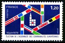 France 1979 Yvert n° 2050 neuf ** 1er choix