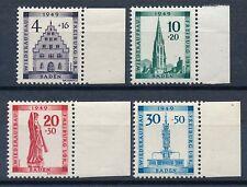Französische Zone-Briefmarken aus Baden (ab 1945) mit Postfrisch für Architektur
