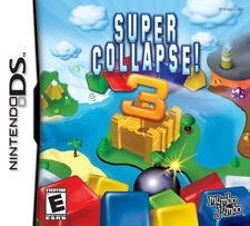 Super Collapse 3 NDS New Nintendo DS