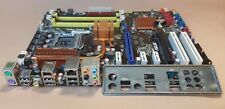 ASUS P5Q Pro <Green> Intel P45 ATX Motherboard LGA 775 DDR2 Recycled Untested