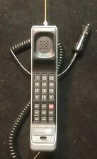 Vintage 1980's Motorola DynaTAC 8000X Brick Cell Phone Gordon Gecko Wall Street