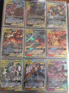 Lotto 44 Carte Pokemon Con 1 EX O GX O V Garantita In Italiano Leggi Descrizione