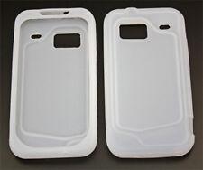 Silikon Case weiss für HTC Wildfire Handyhülle Schutzcase Cover Hülle