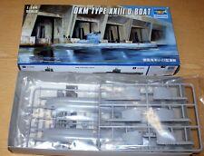 Type XXIII U-Boat Project in 1/144 von Trumpeter