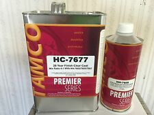 Tamco HC7677 Clearcoat The Most Durable Paint on Earth 20 Year Trucks Boats Cars