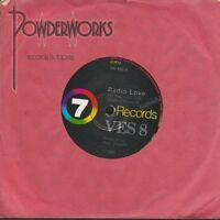 "Ves 8 - Radio Love, produced by Peter Dawkins - rare 1980 Aussie 7"" single 45rpm"