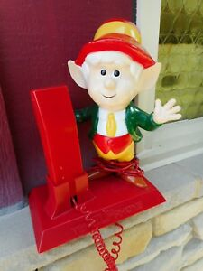 Vintage KEEBLER ELF advertising figural novelty Telephone - S6