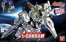 Bandai Hobby Senshi Legend BB #387 BB387 RX-93 Nu Gundam SD Model Kit USA Seller