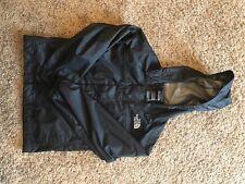 EUC Boys Girls North Face Zipline Black Wind Breaker Jacket Hoodie Shell XXS 5