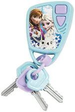 Disney Frozen Anna And Elsa Kids Childrens Electric Pretend Play Car Keys Toy