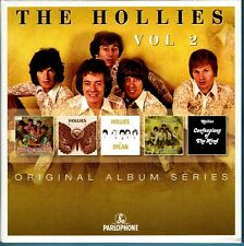 5 CD Musik - The Hollies = Original Album Series - Vol. 2