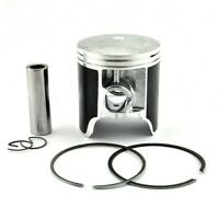 For Honda CR250 0.25mm Oversize Bore 66.25mm Piston Kit with Pin Rings Clips Set
