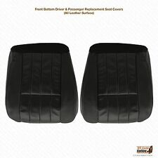 2002-2004 Ford F-250 Harley Davidson Driver/Passenger Bottom Leather Seat Cover