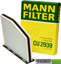 Cabin Filter fits Audi A3 VW Beetle CC Eos GTI Golf Jetta MANN CU2939 1K0819644B