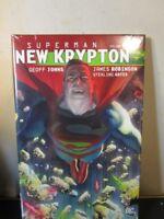 New Krypton Vol. 2 by James Robinson (2009, Hardcover) SUPERMAN NEW SEALED DC HC