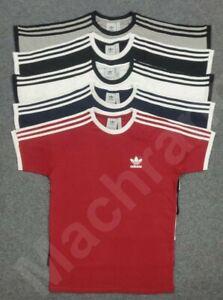 Adidas Originals Trefoil/California Short Sleeve Crew Neck TShirt