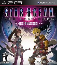 Star Ocean: The Last Hope  International  (Sony Playstation 3, 2010) New PS3