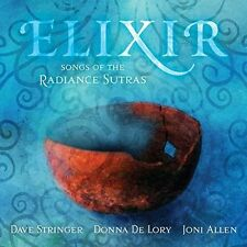 FREE US SHIP. on ANY 2 CDs! NEW CD Joni Allen, Donna De Lory, Dave : Elixir: Son