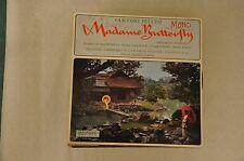 Vinyle 33 Tours - Giacomo Puccini - Madame Butterfly - Label 30CE5008 - LP - Rpm
