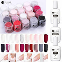 UR SUGAR 30ml Dipping Nail Powder Liquid System Kits Natural Fast Dry DIY Design