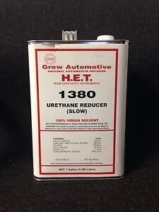 Universal Slow 75-90°F ** Urethane Grade Reducer**100 % Virgin Solvent, (Gallon)