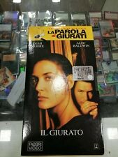 The Juror VHS, Used in good Condition