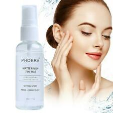 Phoera Makeup Face Oil Control Moisturize Skin Invisible Lines Pores 50ml UK