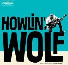 Howlin' Wolf - Howlin' Wolf [New CD] Spain - Import