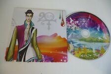 20TEN (PRINCE) CD CARDBOARD SLEEVE PROMO. COMPASSION. POCHETTE CARTONNEE