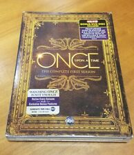 Once Upon A Time The Complete First Season (DVD) 1 Exclusive w/ Paley Bonus Disc