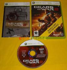 GEARS OF WAR 2 XBOX 360 Versione Italiana Bundle GOW »»»»» COMPLETO