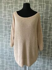 Topshop Oversize Loose Slouch Knit Knitted Boxy Jumper Top 10