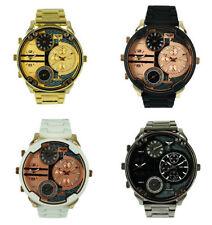 Relojes de pulsera de zona horaria para hombre