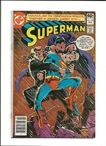 Superman #344 (1980) High Grade NM- 9.2