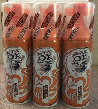 BIG OX CITRUS BLAST Oxygen In A Can 3.5gm 3 Cans MEGA BLOW OUT SALE!!
