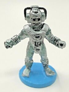 Dr Doctor Who ALECTOR RPG Gaming Miniatures 35mm Painted Figure - CYBERMAN