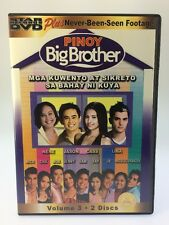 Pinoy Big Brother Vol 3 • 2 Discs  Filipino DVD