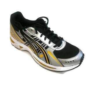 ASICS Gel-Kyrios SportStyle Running Shoes 1021A335 Yellow Black Mens Size 10
