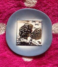 Arabia Decorative Wall Plate/Plaque Autumn By Helja Liukko-Sundström Collectable