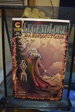 Legend Lore Daemonstorm Special Caliber Comics Joe Martin Philip Xavier 1997