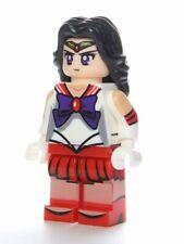 Sailor MARS Sailor MEZZOGIORNO ANIME MANGA Tema Compatibile minifigura Nuovo di Zecca