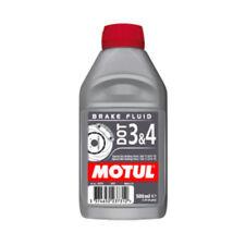 OLIO MOTUL DOT 3 & 4 FRENI FRIZIONE 100% SINTETICO MOTO SCOOTER