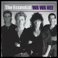 WA WA NEE - THE ESSENTIAL CD ~ 80's AUSSIE POP ~ STIMULATION~BLUSH~GONE ++ *NEW*