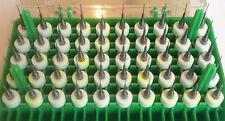 CARBIDE MICRO DRILLS x50 0.45MM PCB BOARD PRECISION GERMAN MADE KELLER DRILLS