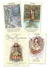 FAERY GUIDANCE ORACLE KIT Boxed Fairy Tarot Deck Card & Book Set Paulina Cassidy