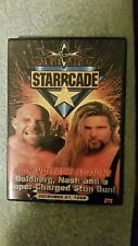 WCW STARRCADE 1998 DVD WITH COUNTDOWN SHOW