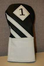 Callaway Vintage Driver Headcover Black / White